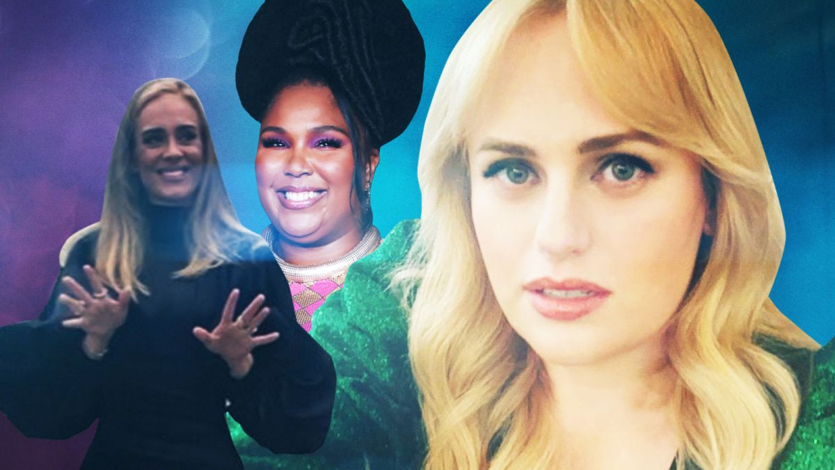 Rebel Wilson Lizzo And Adele S Personal Fitness Is Just That Personal Cnn