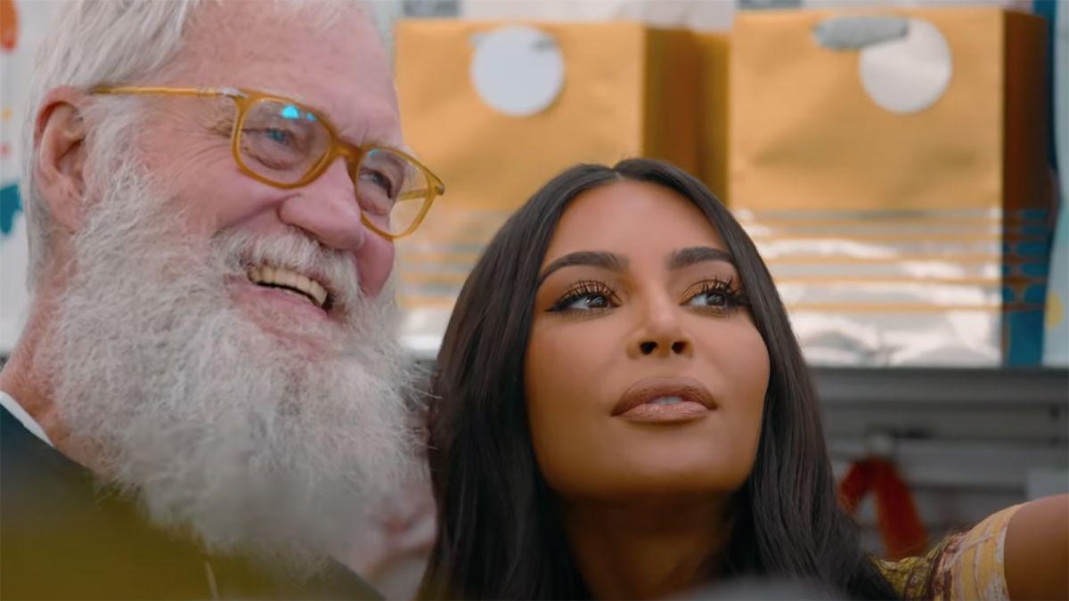 Kim Kardashian West sheds some tears in David Letterman's 'My Next Guest'  trailer - CNN