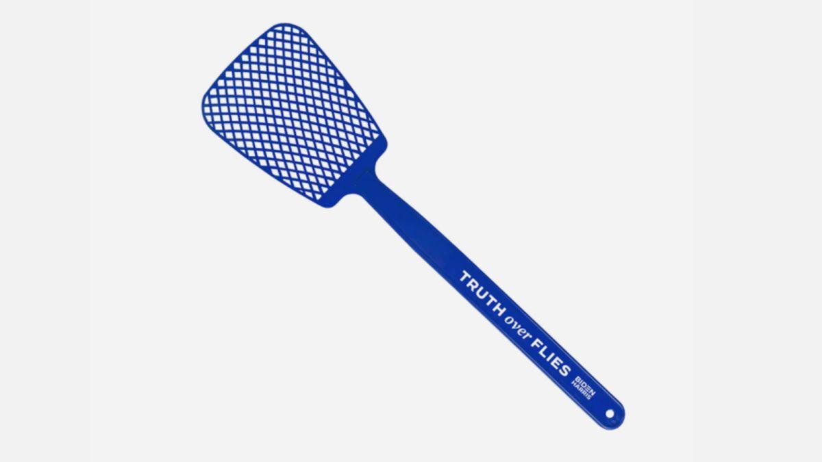 Biden Harris Pence Fly Swatter 2020 Debate *Original USA Design* Get It Fast!!