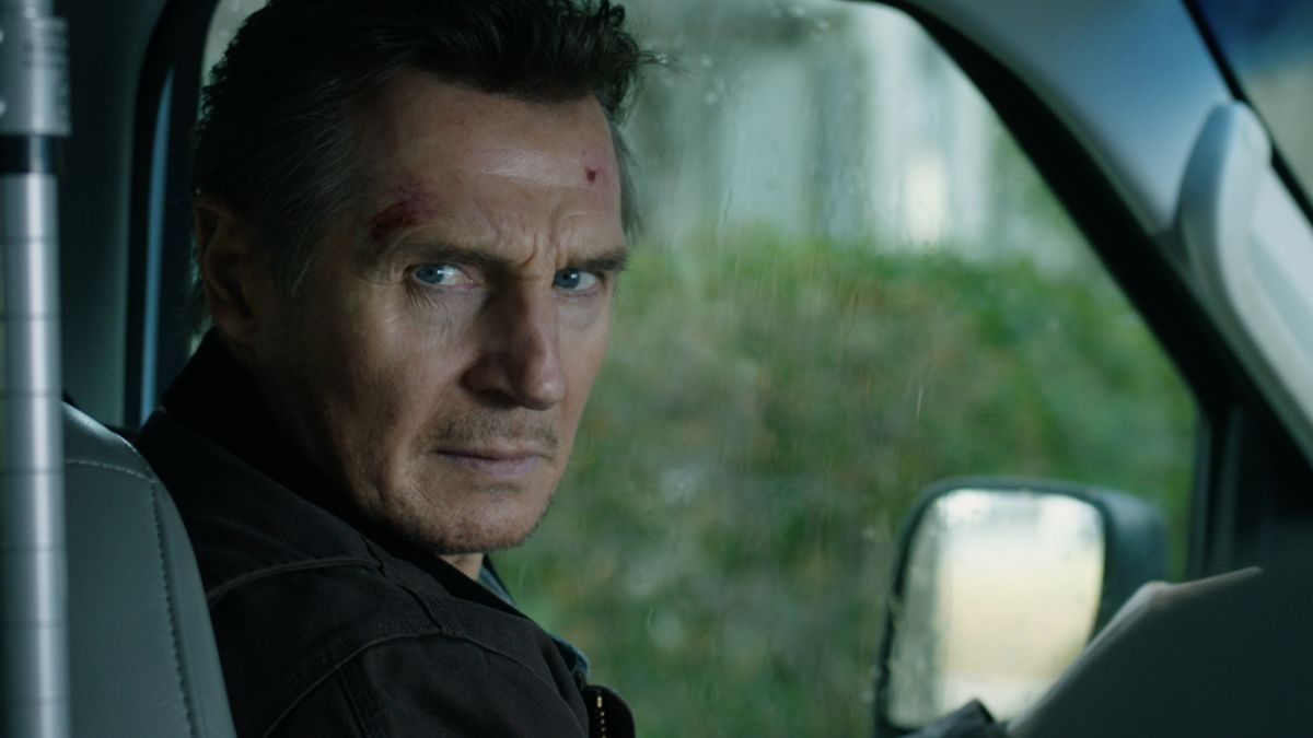 Liam Neeson doesn't steal much more than your time in  his latest thriller - CNN