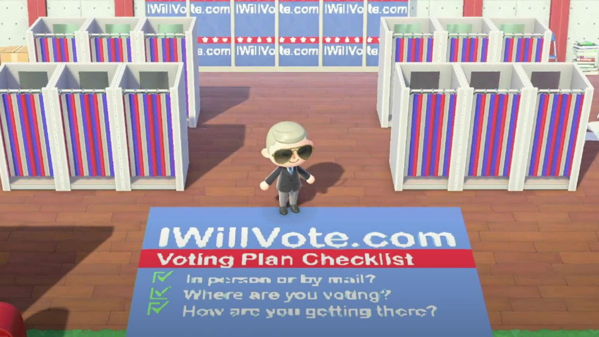 Animal Crossing Joe Biden Has His Own Island Where You Can Learn About His Campaign Cnn