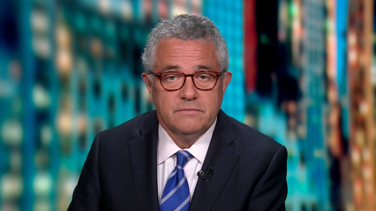 Jeffrey Toobin suspended from New Yorker, on leave from CNN, after  accidentally exposing himself on Zoom call - CNN