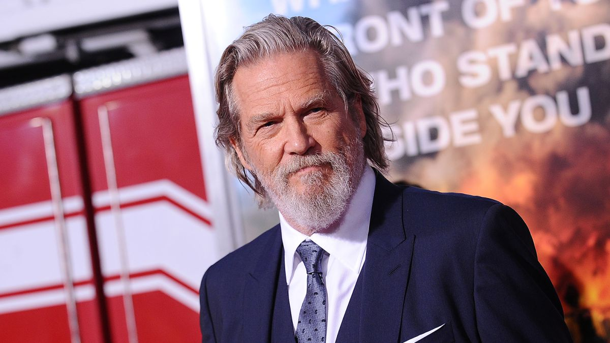 Jeff Bridges announces he was diagnosed with lymphoma - CNN
