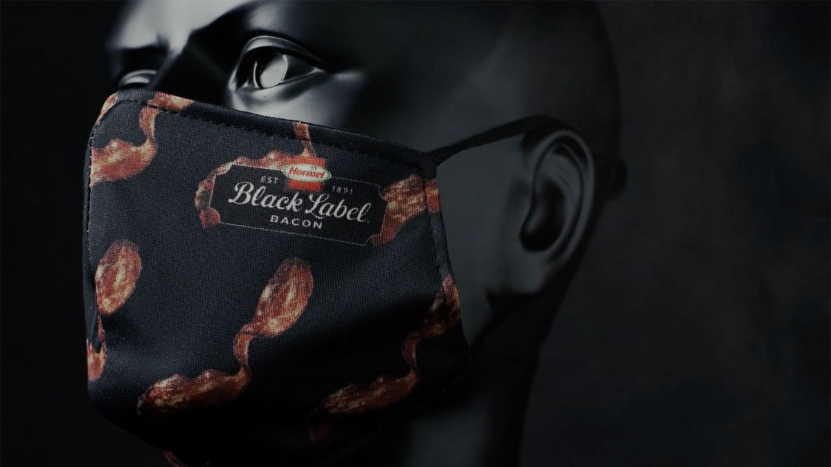 Hormel is releasing bacon-scented face masks because that's just what 2020  needed - CNN
