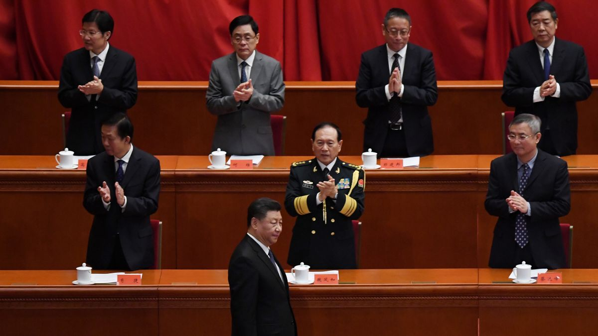 China's Xi Jinping delivers thinly-veiled swipe at US during Korean War anniversary speech - CNN