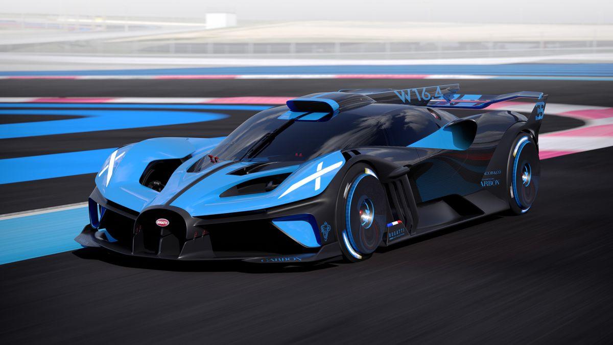 Bugatti Unveils A Super Light Hypercar That Can Top 300 Mph Cnn