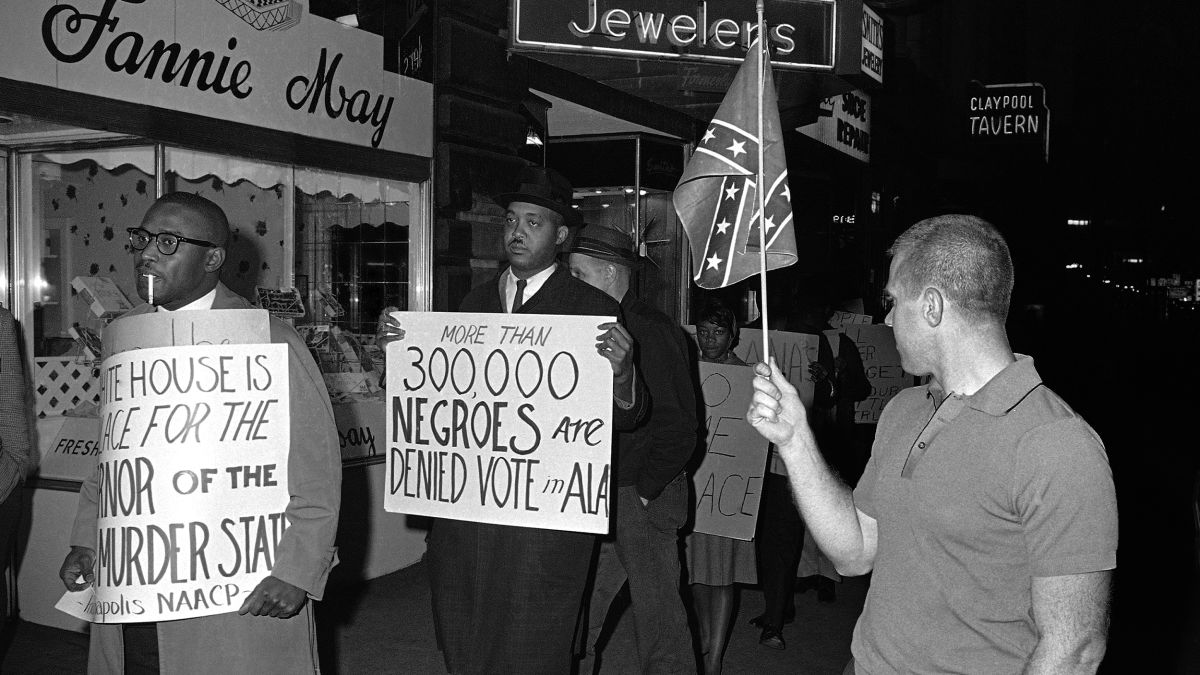 Jim Crow 2 0 Is Shaping This Presidential Election Cnn