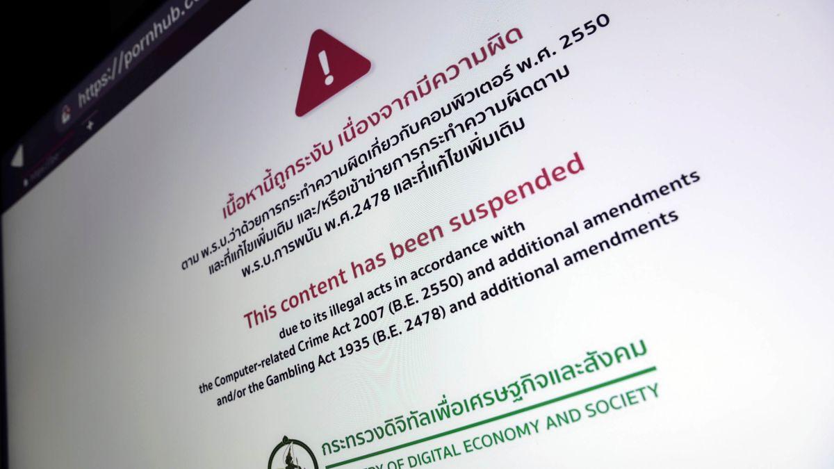 Thailand's online porn ban sparks backlash - CNN