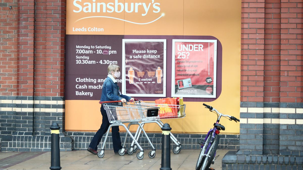 Sainsbury S Is Closing Its Deli Counters As Shopping Goes Online And Local Cnn