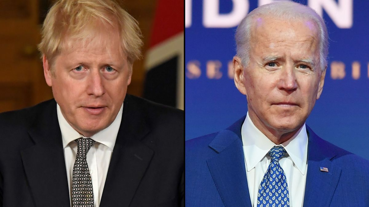 G7 summit: Joe Biden and Boris Johnson relish the role of global good guys.  But bonhomie may be tested by hard reality - CNN