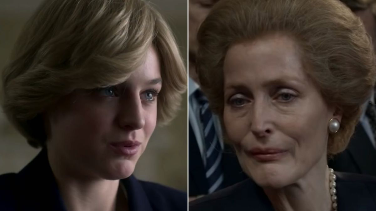the crown season four features margaret thatcher and princess diana here s what you should know about them cnn margaret thatcher and princess diana