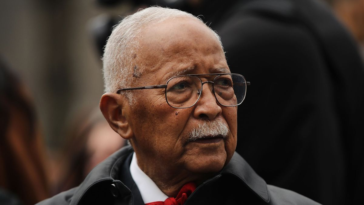 15+ David Dinkins Mayor