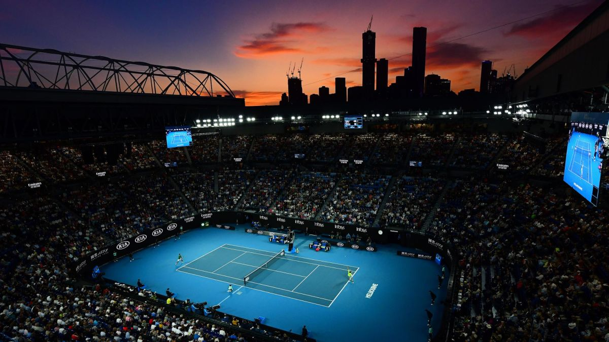 Australian Open 47 Players In Quarantine After Positive Covid 19 Tests On Two Charter Flights Cnn