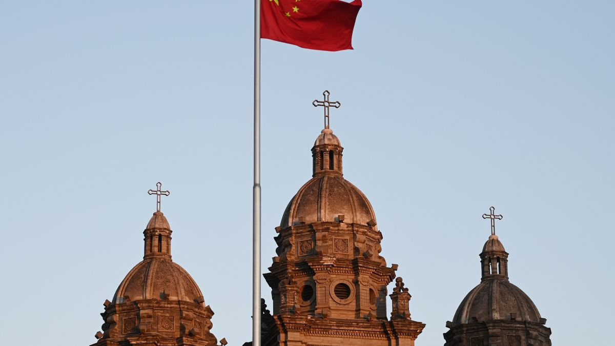 China mulls new rules on foreigners to 'prohibit religious extremism' - CNN