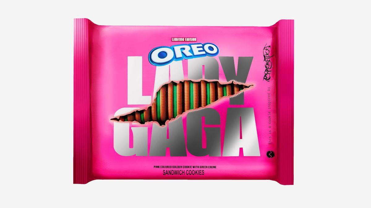 Lady Gaga and Oreo create limited-edition cookies - CNN