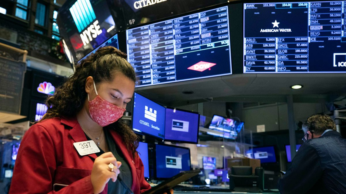 cnn.com - By Paul R. La Monica, CNN Business  - Big Tech's stock market reign may finally be about to end