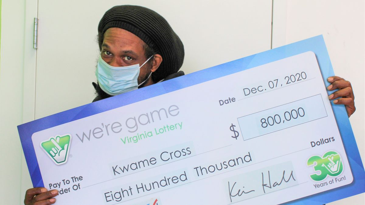 Virginia Lottery Winner Played The Same Number 160 Times Cnn