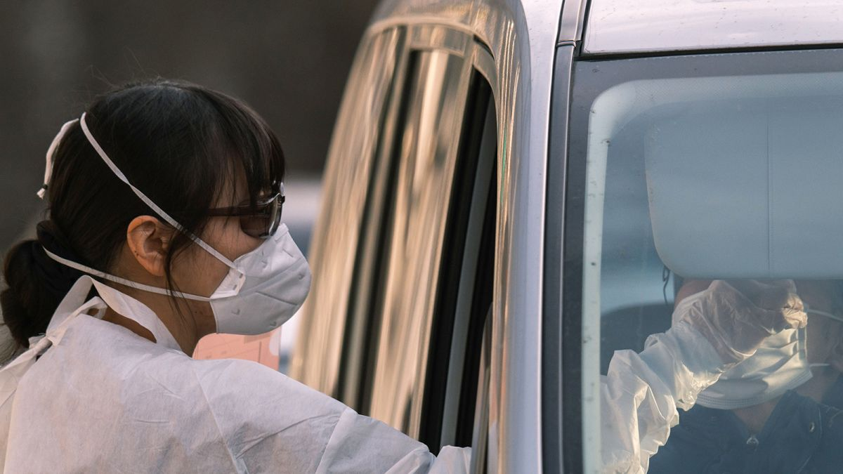 Japan S Suga Declares State Of Emergency For Tokyo As Covid 19 Cases Surge Cnn