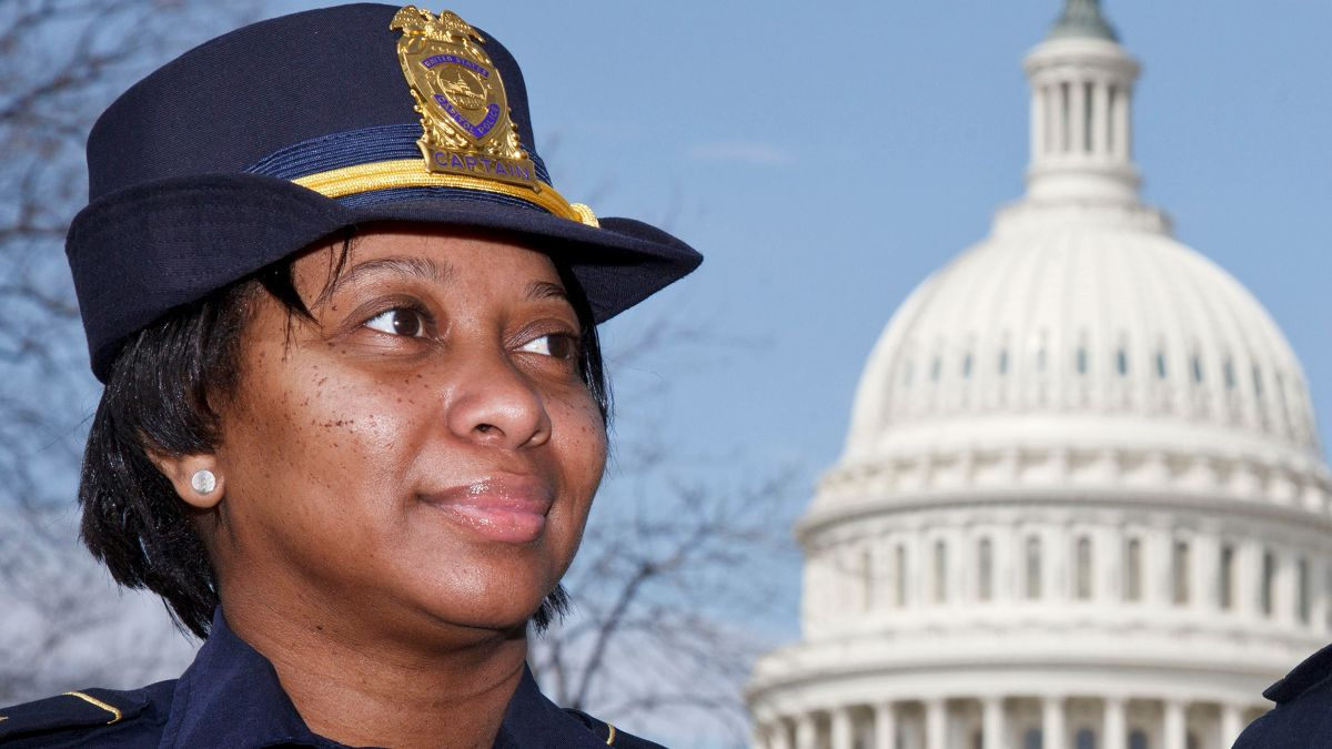 Yogananda Pittman Named Acting Chief of U.S. Capitol Police After Deadly Insurrection