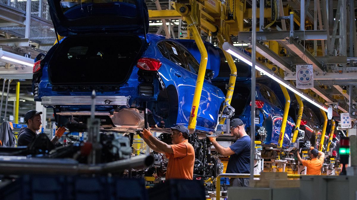 cnn.com - By Charles Riley and Hanna Ziady, CNN Business  - Ford closes German plant for 1 month as global chip crisis worsens