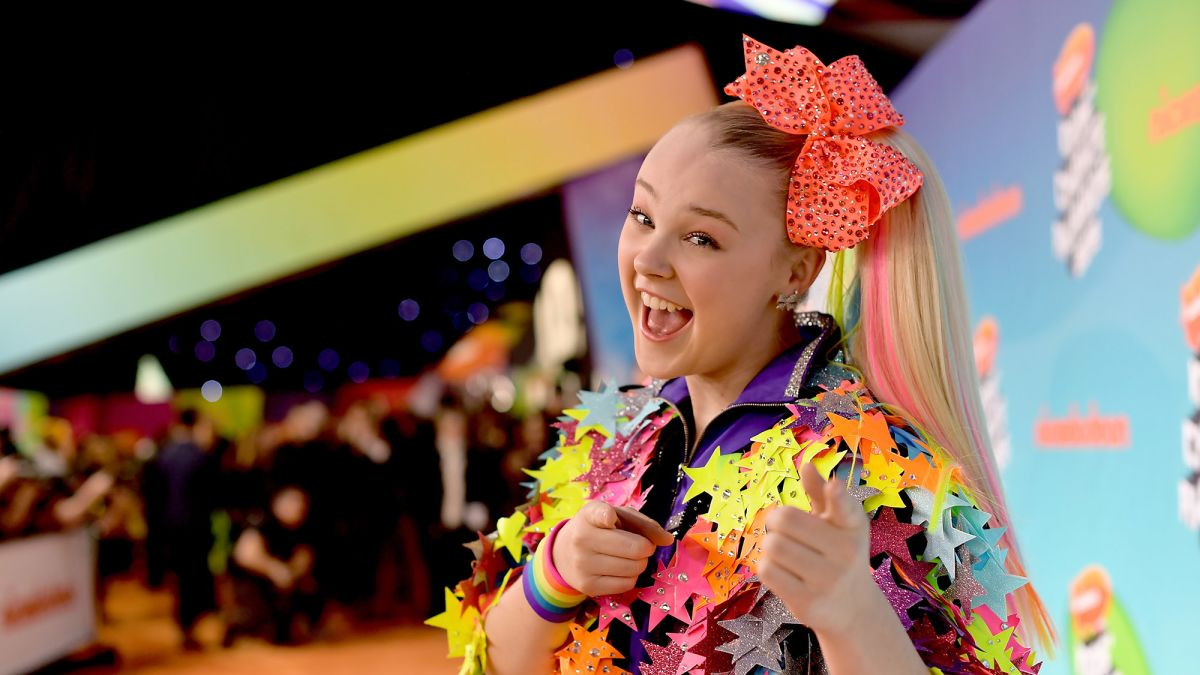 Jojo Siwa Opens Up About Her Sexuality On Her Instagram Account Cnn