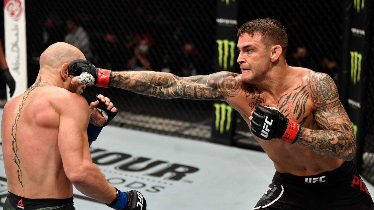 UFC 257 results: Dustin Poirier defeats Conor McGregor with a knockout in  the 2nd round - CNN