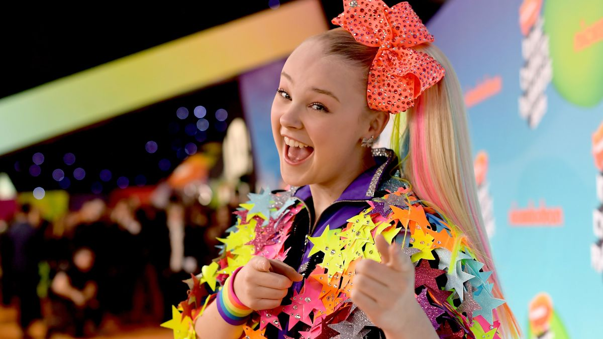 Jojo Siwa On Being Pansexual And Why She Feels So Happy Cnn