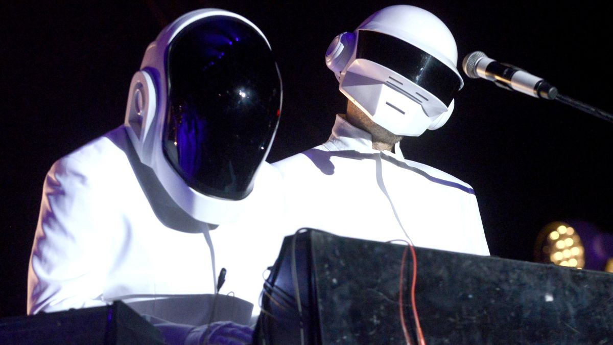 Daft Punk are splitting up after 28 years, publicist confirms - CNN