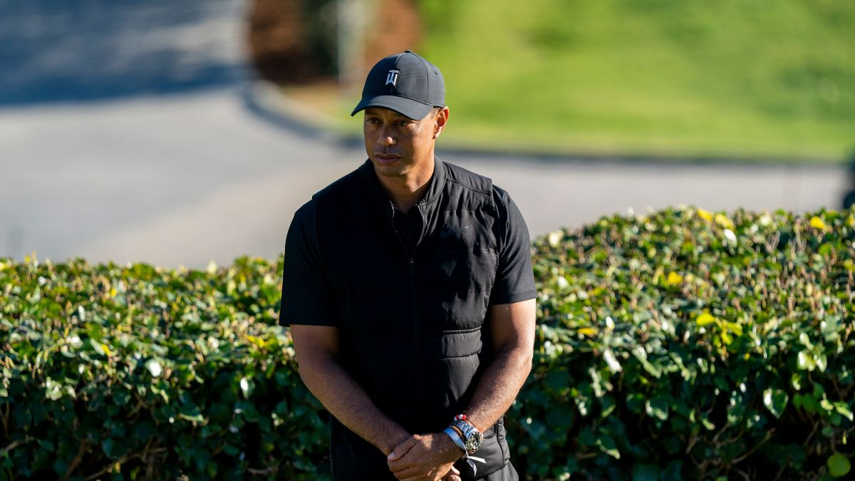 cnn.com - By Madeline Holcombe, CNN  - In the days leading up to his crash, Tiger Woods had been teaching golf to movie and sports stars