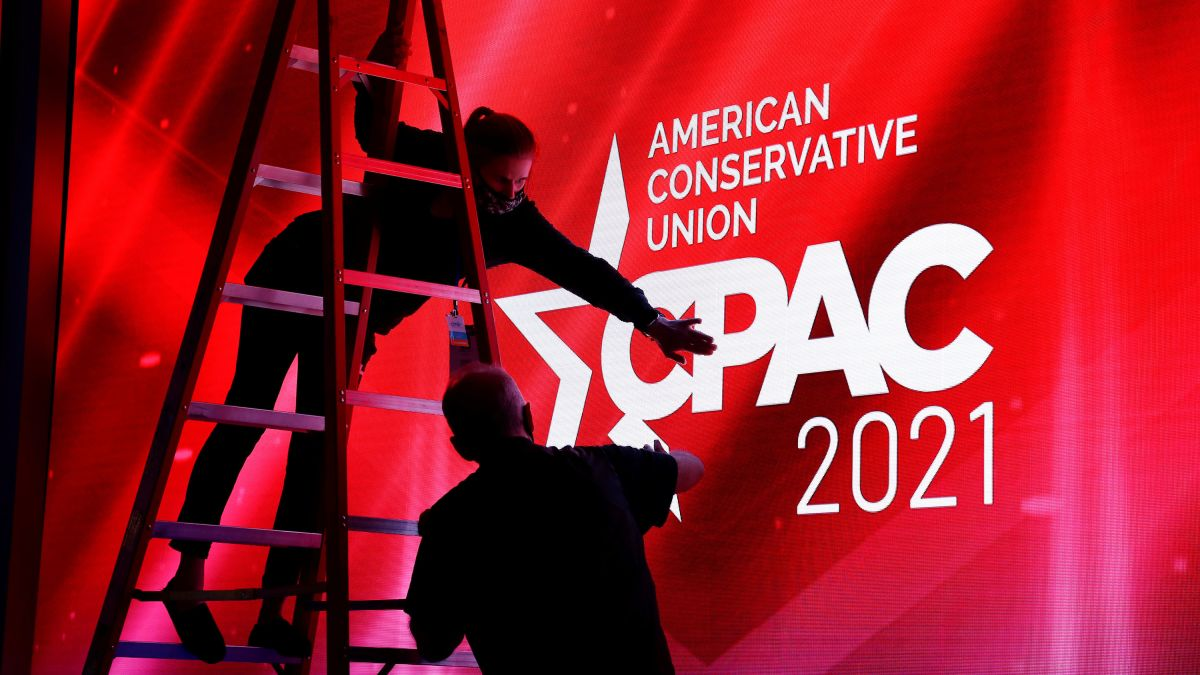 CPAC 2021: Trump returns and Republican 2024 prospects seek breakout  moments at annual gathering - CNNPolitics