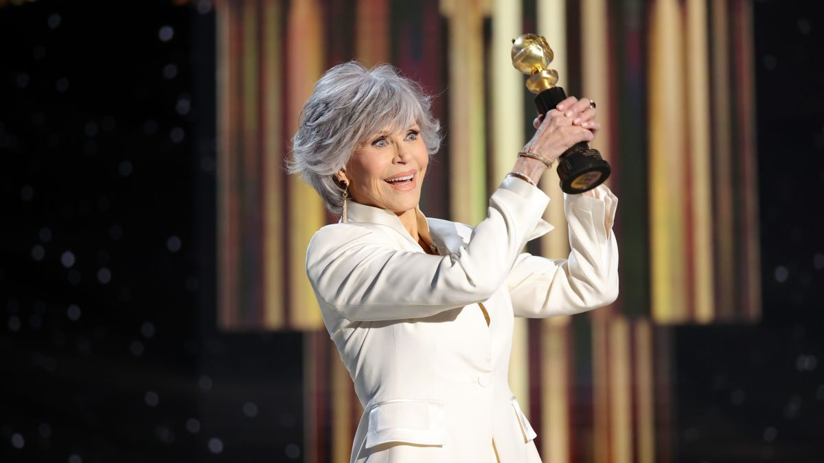 Jane Fonda: Read the full text of her powerful speech at the Golden Globes - CNN