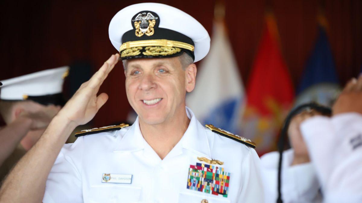 Admiral Aquilino, Indo-Pacific, China, India, Taiwan