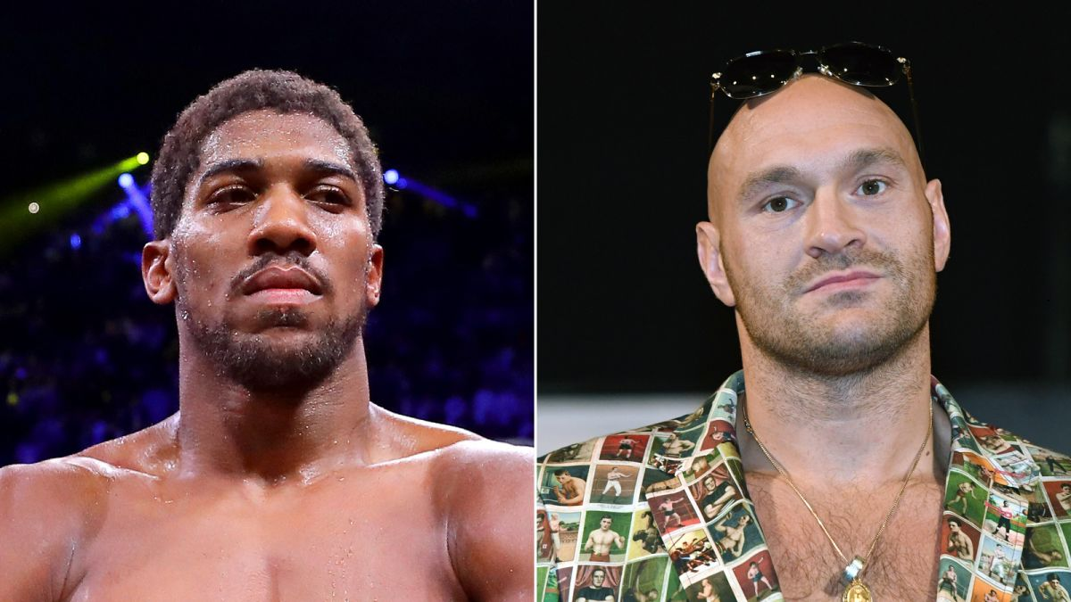 Anthony Joshua and Tyson Fury agree to meet in long-awaited boxing match,  per reports - CNN