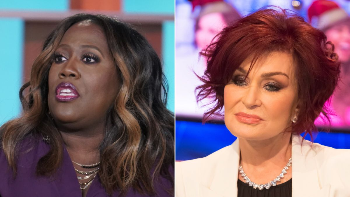 Sheryl Underwood What She S Said About Sharon Osbourne Dispute Cnn