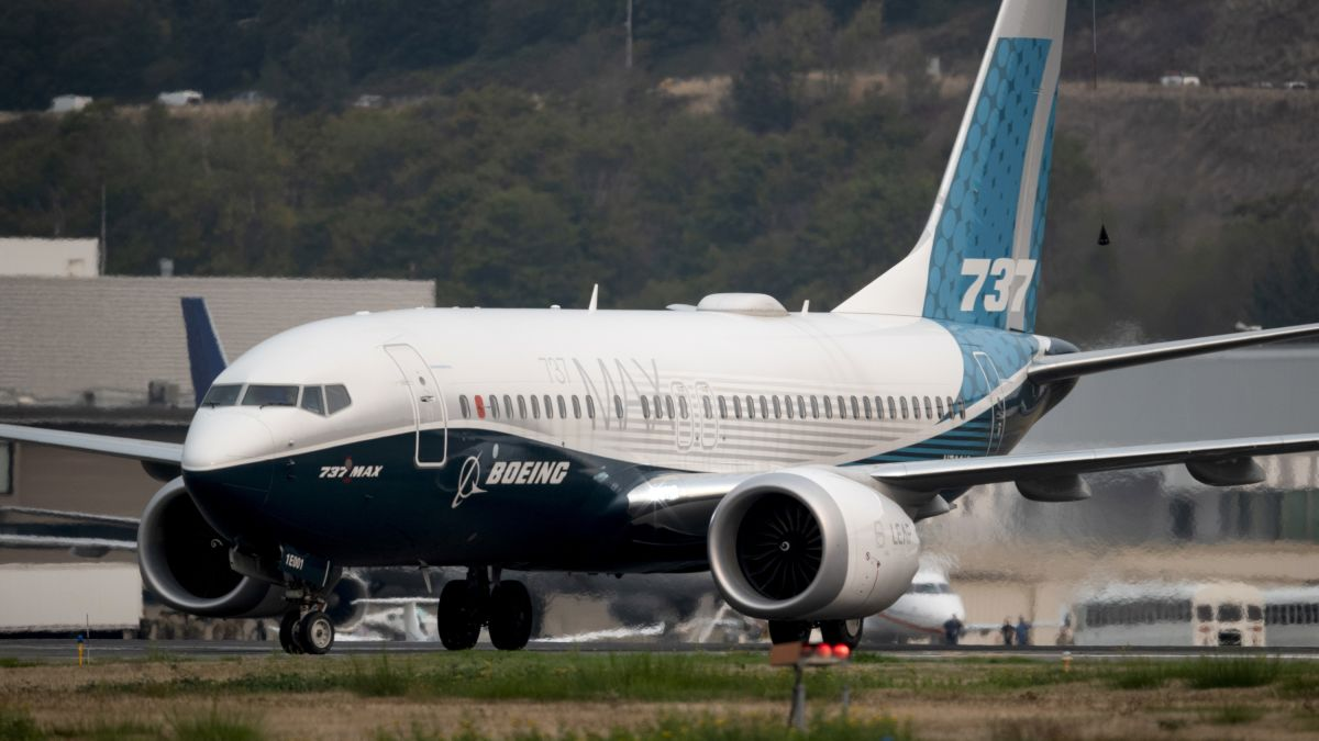 Boeing's 737 Max has a new problem that will ground some of the jets again  - CNN