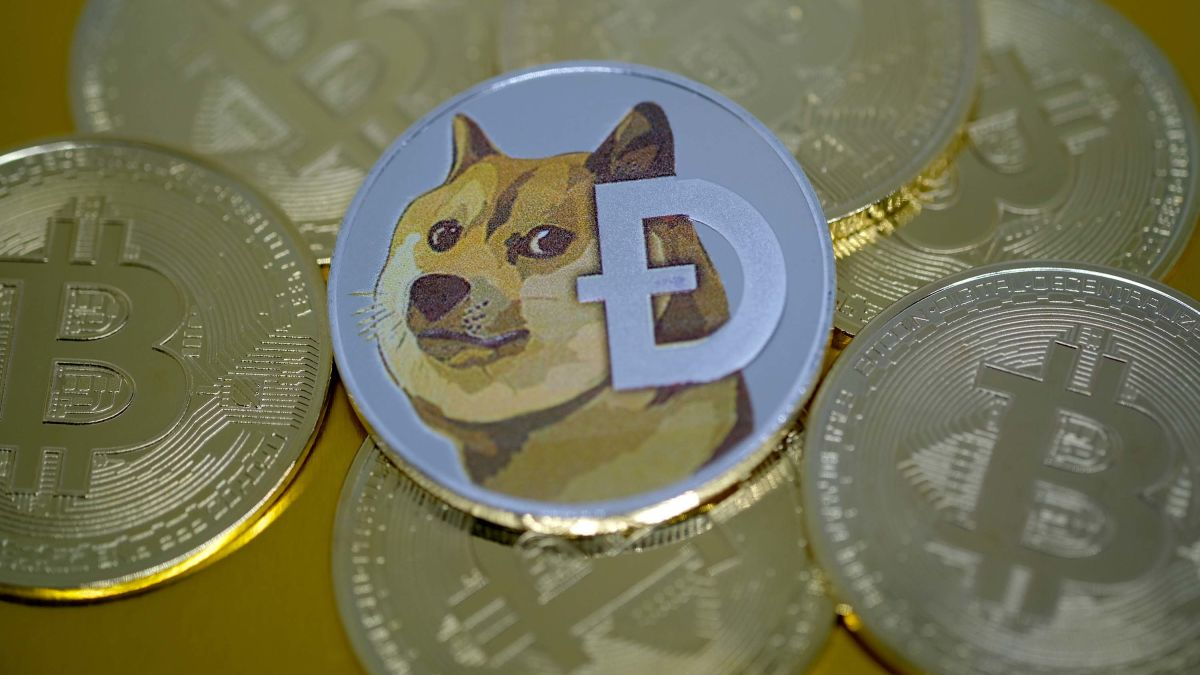 Dogecoin price soars 100% to record high as Elon Musk tweets - CNN