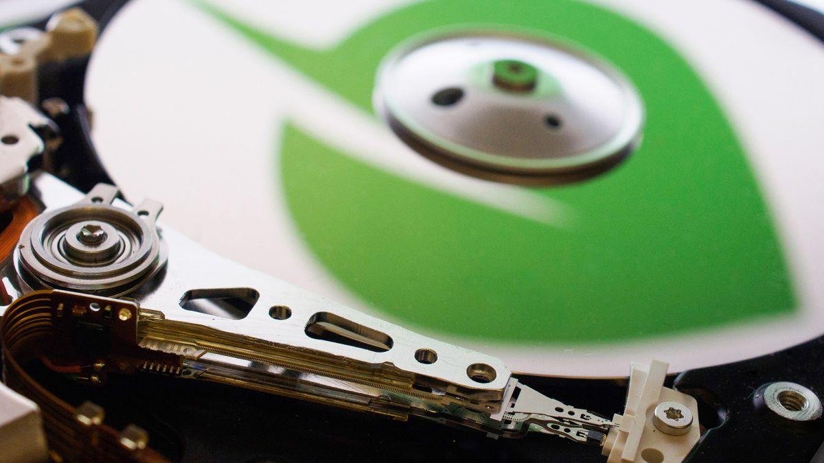 Hard drive to mine Chia