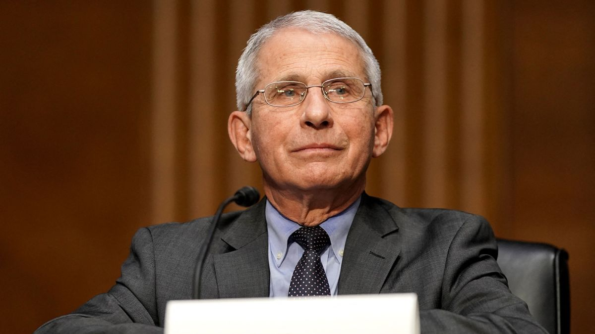 Amid Wuhan lab controversy Chinese state media is turning on Fauci - CNN