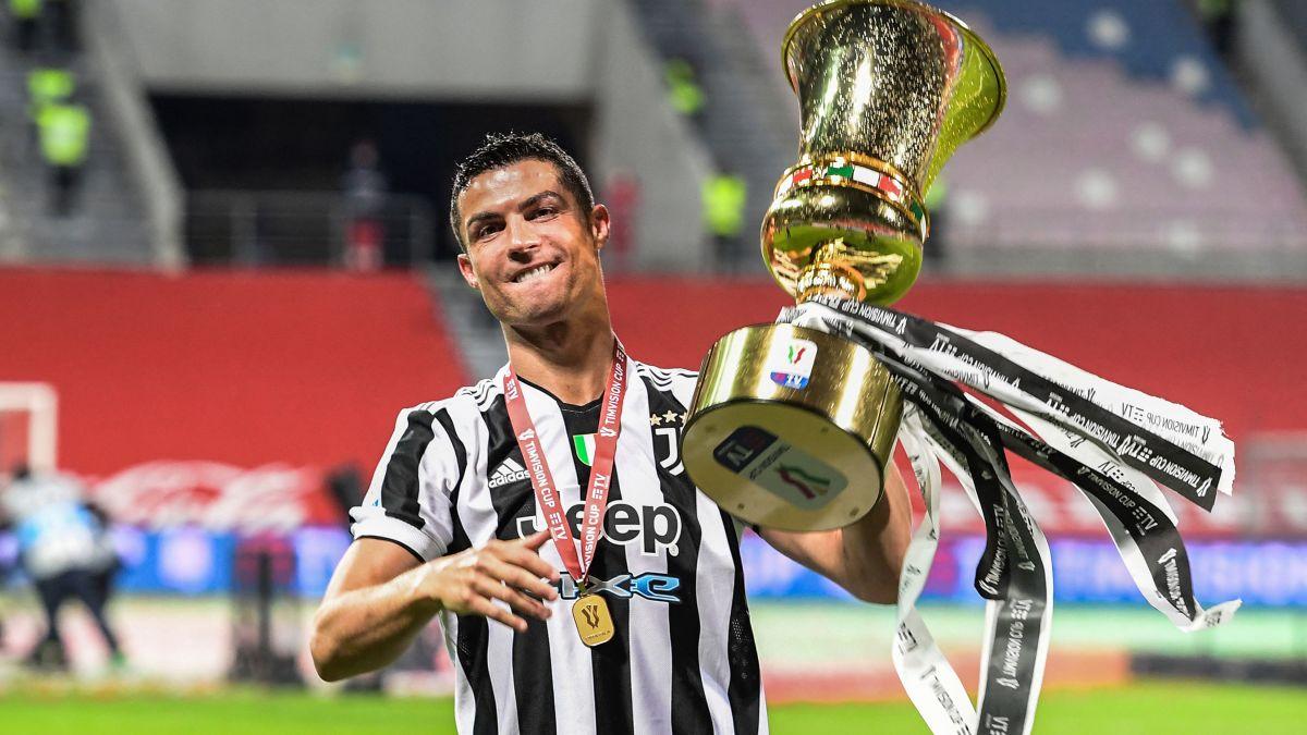 Cristiano Ronaldo cements domestic dominance as Juventus wins Coppa Italia  - CNN