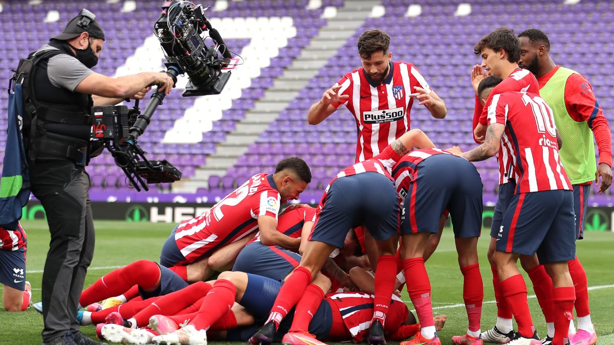 Atletico Madrid Wins La Liga Title For The First Time Since 2014 In A Dramatic Final Day Cnn
