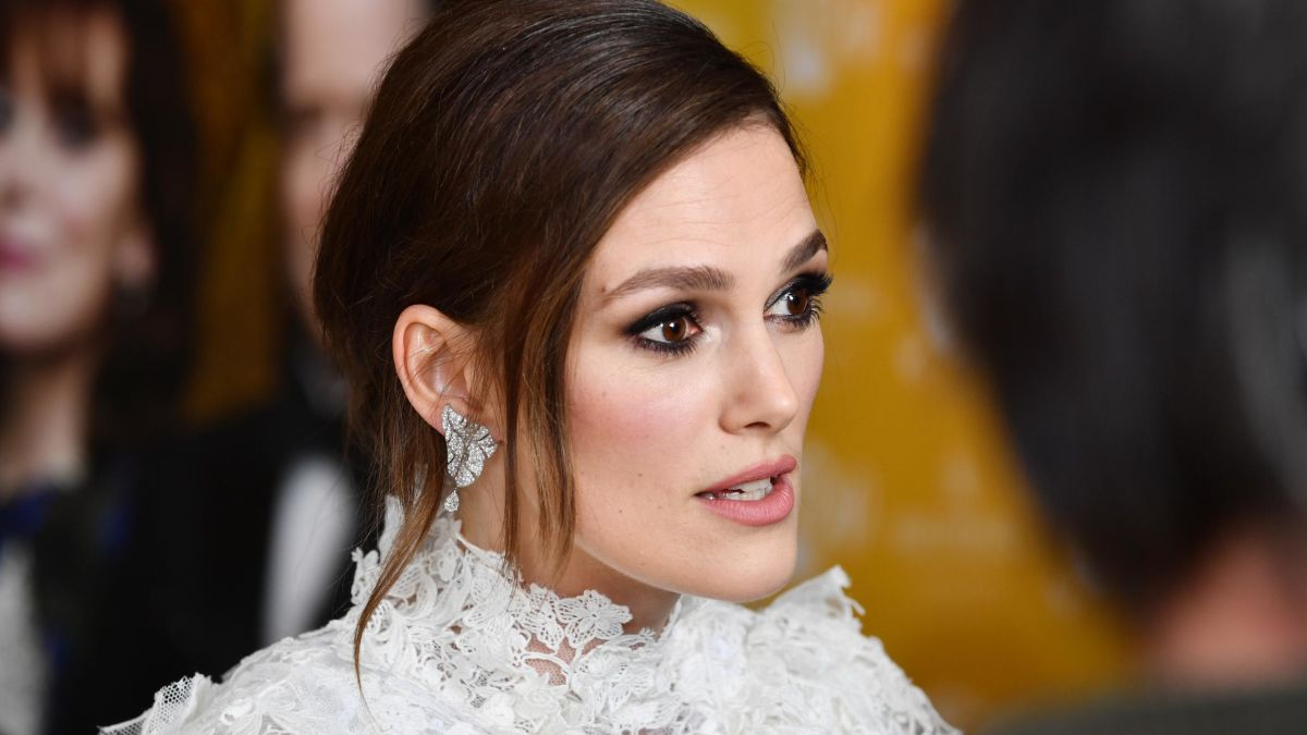 Keira Knightley says all the women she knows have been sexually harassed - CNN