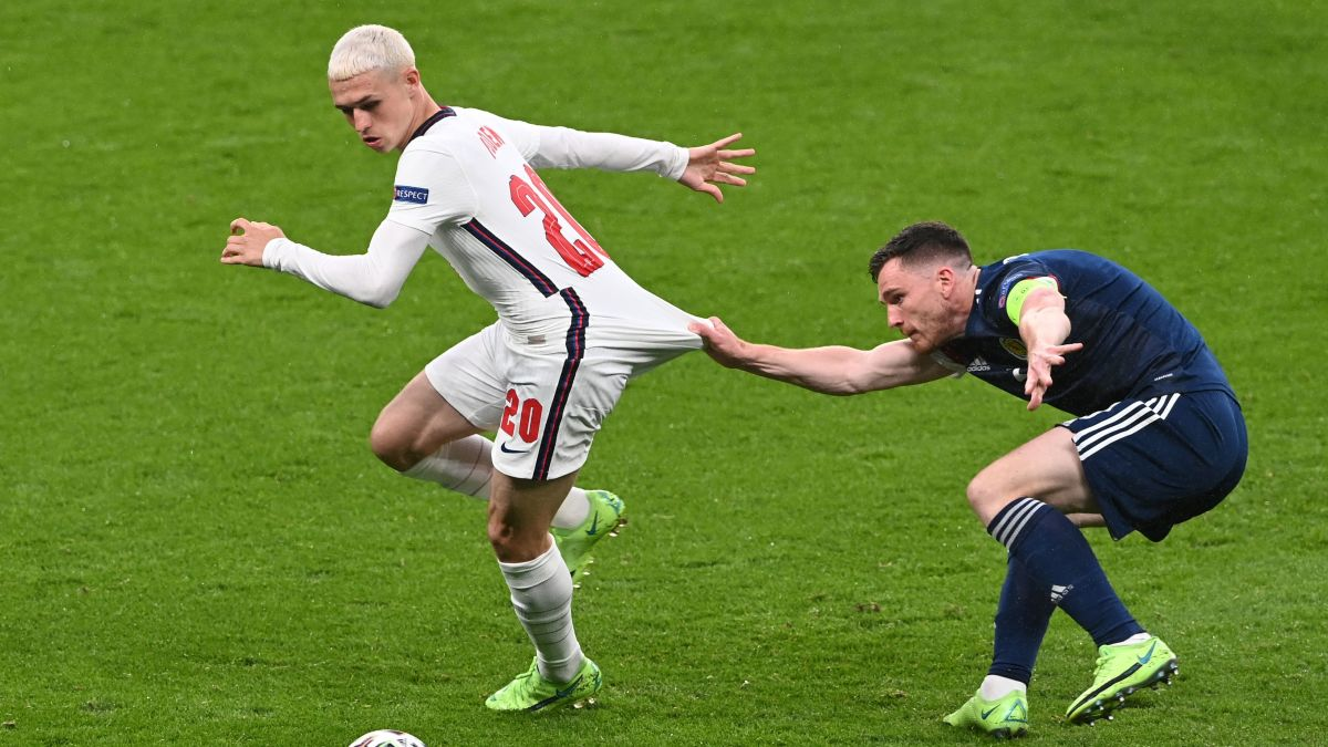 England vs. Scotland: No goals but plenty of passion as international  football's oldest rivals meet for 115th time - CNN