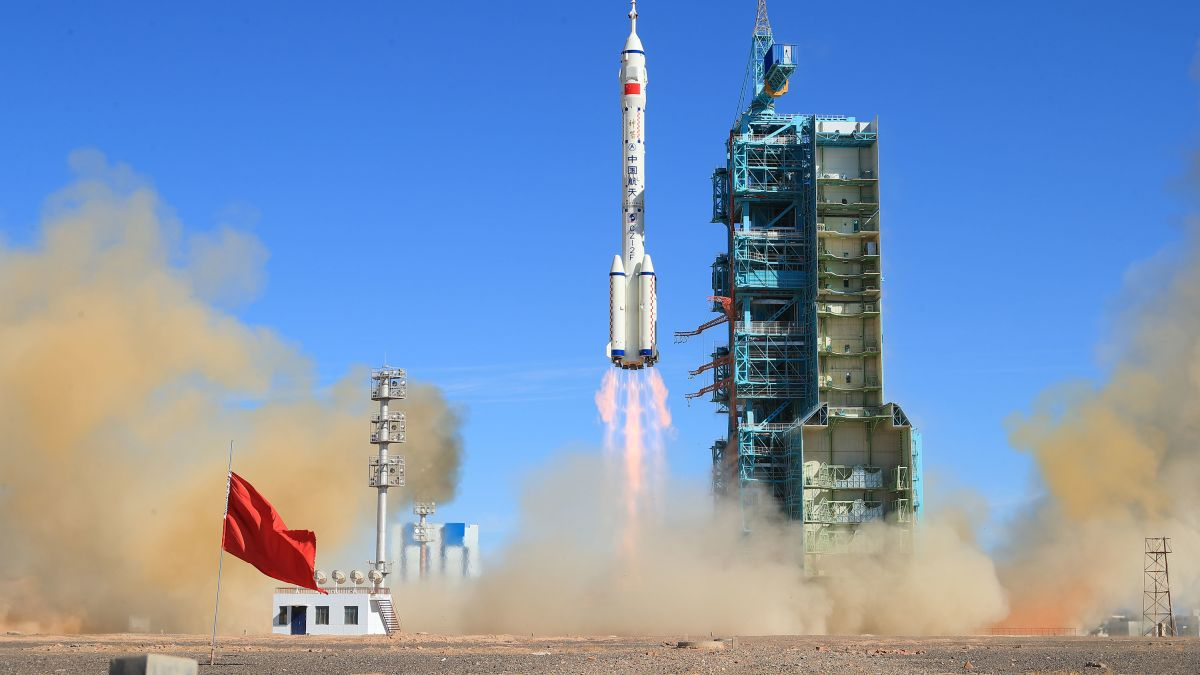 US-China rivalry is extending from Earth into space. That poses a challenge to American dominance - CNN