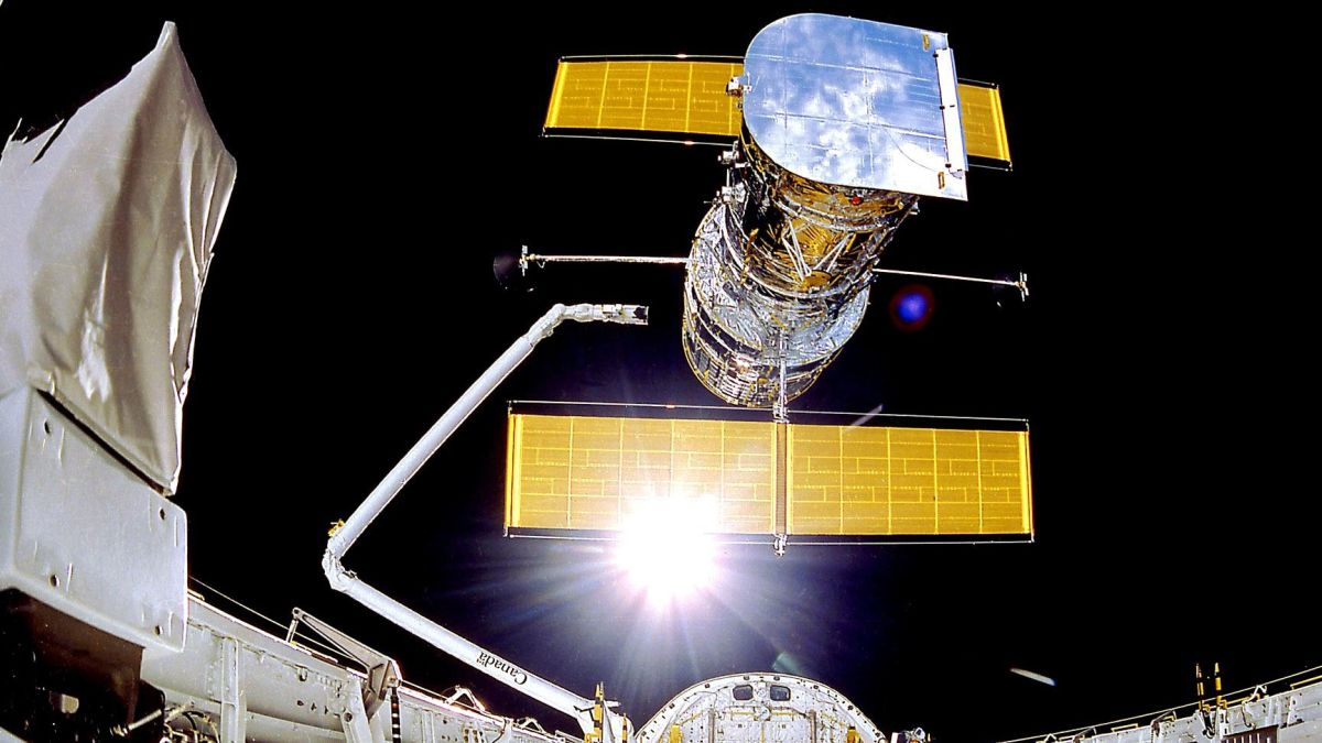 Opinion: The amazing Hubble Telescope has suddenly stopped working - CNN