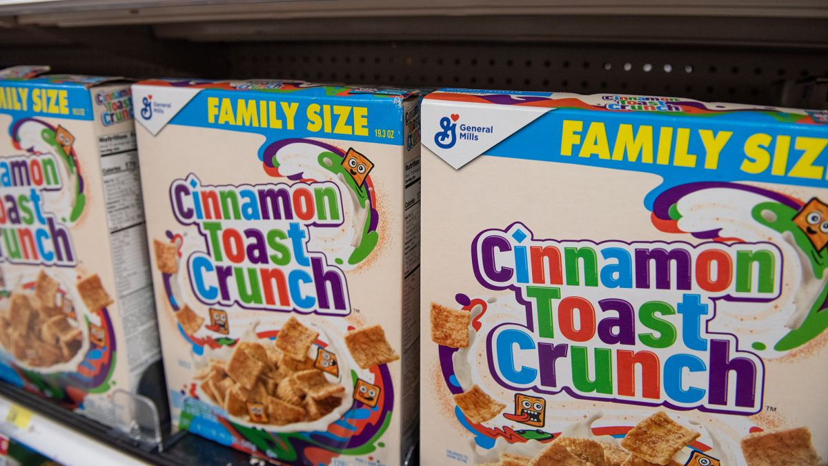 cnn.com - By Nathaniel Meyersohn, CNN Business  - Why your cereal boxes and ice cream cartons are shrinking