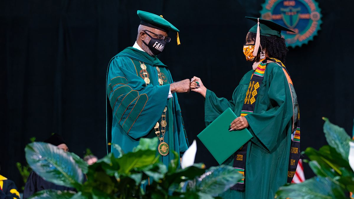 Florida A&M University Forgives  Million in Student Debt for 2020-21 Graduating Class