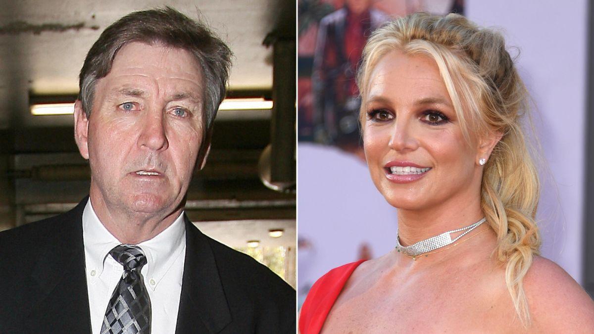 Britney Spears conservatorship: Jamie Spears suspended as conservator - CNN