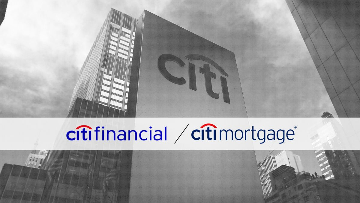 citibank mortgage customer service