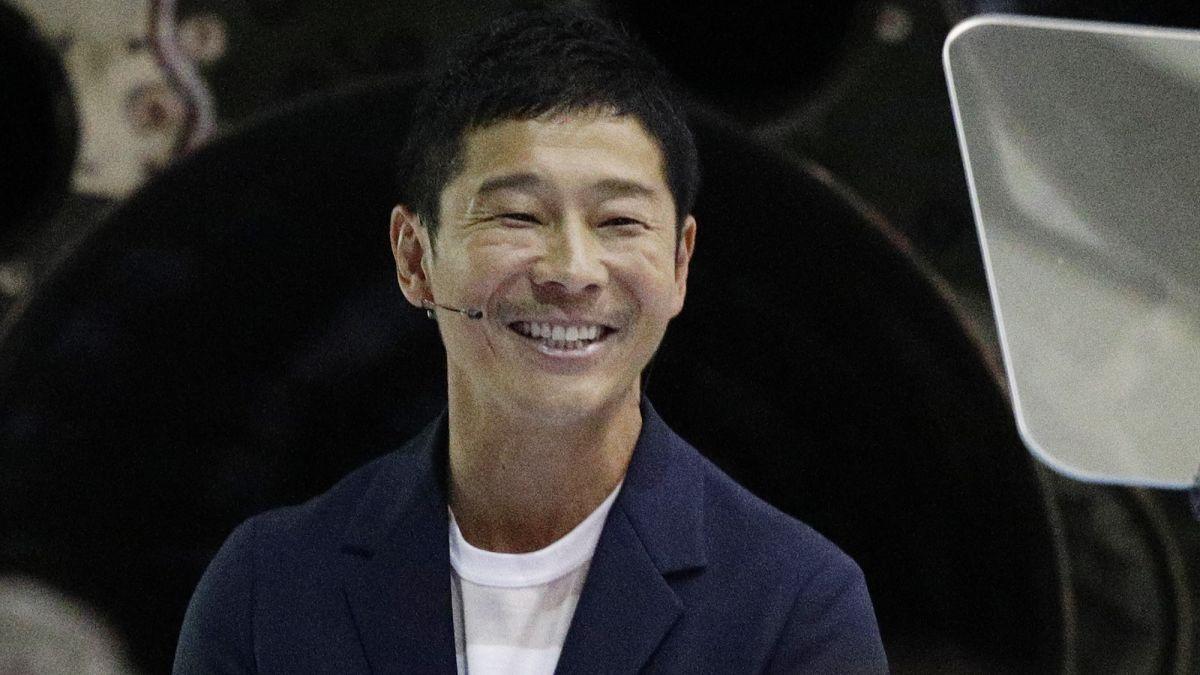 cnn.com - By Sherisse Pham - Yusaku Maezawa: Meet SpaceX's first moon tourist
