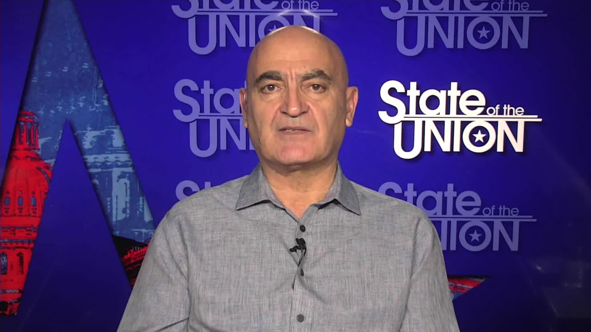 Operation Warp Speed head Moncef Slaoui speaks with CNN on Sunday, December 20.